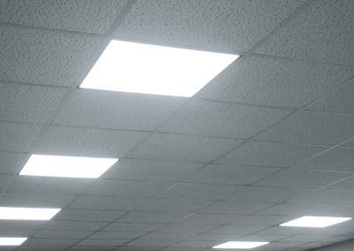 Custom Pharmaceuticals – LED Installation