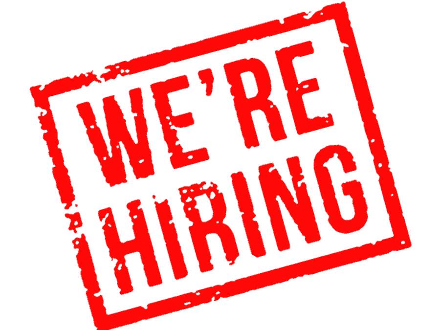 Job Vacancy!